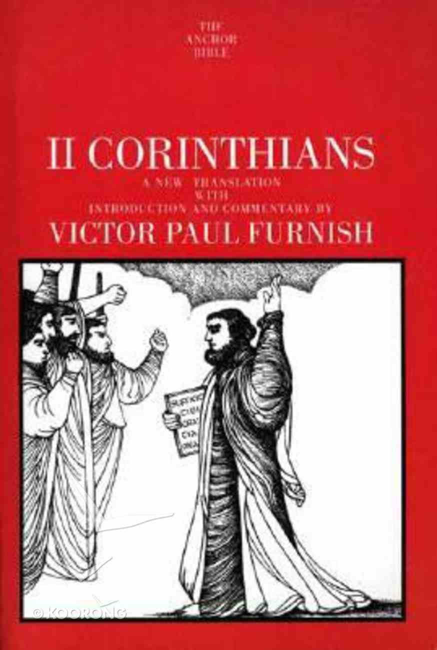 II Corinthians (Anchor Yale Bible Commentaries Series) Paperback