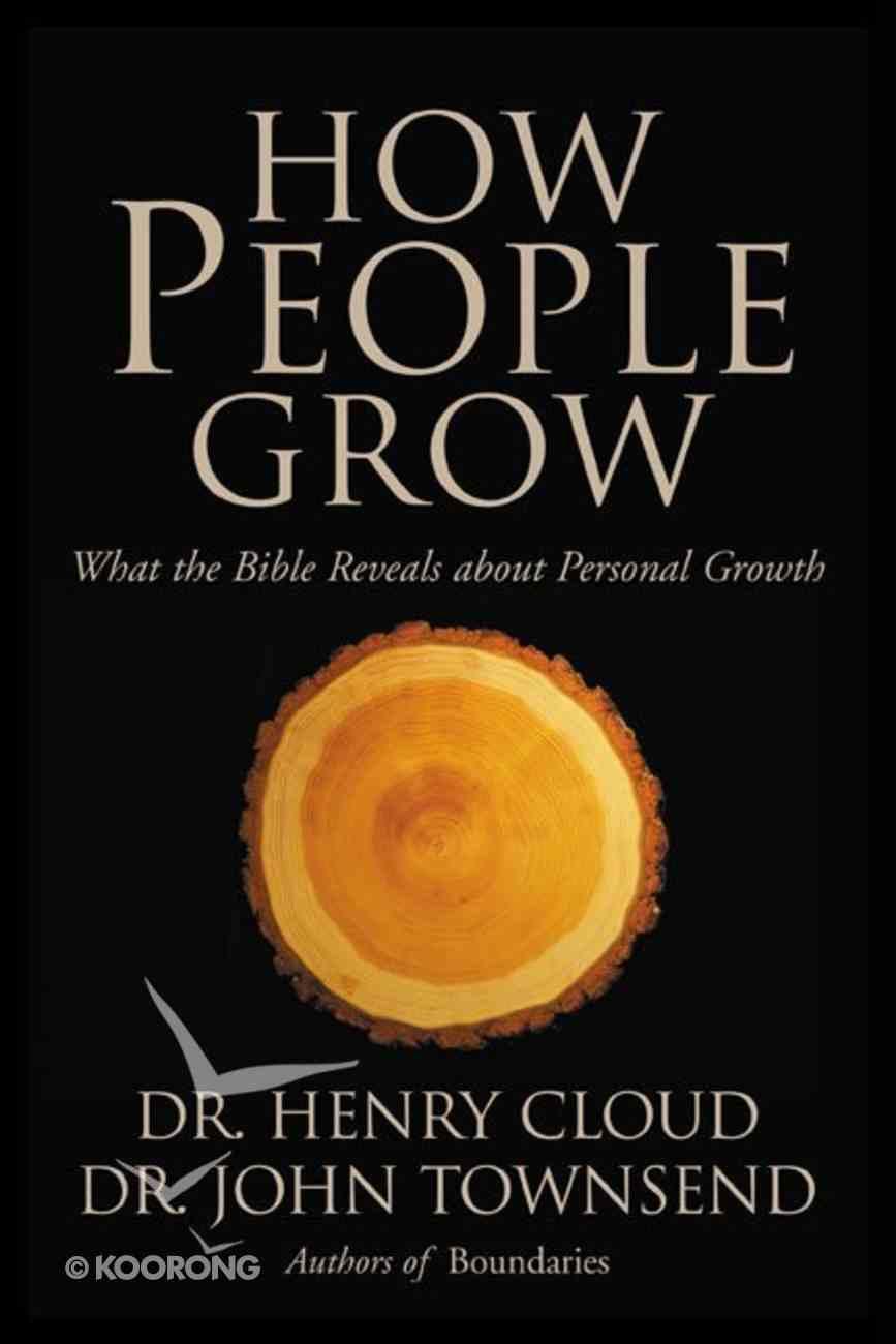 How People Grow eBook