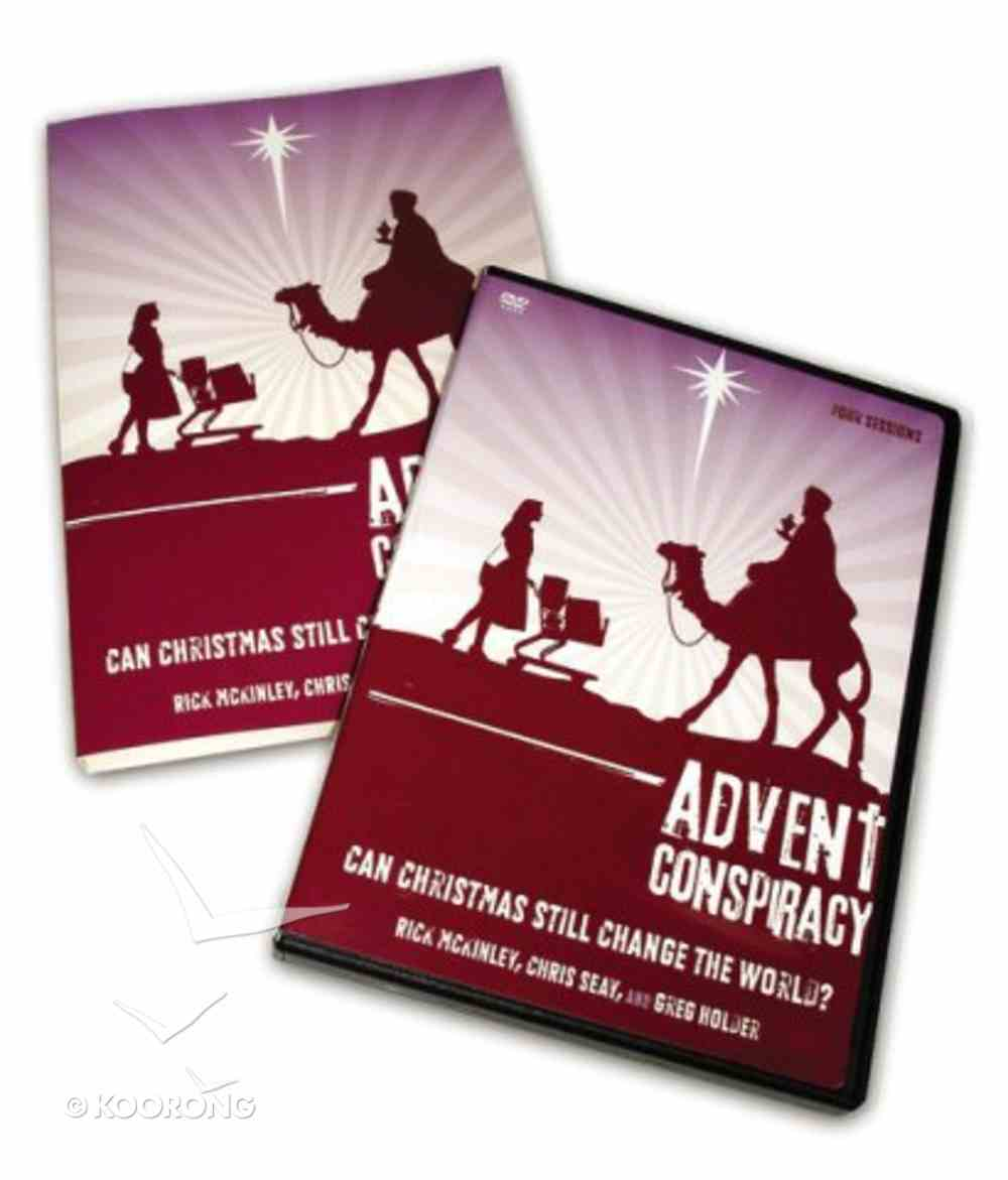 Advent Conspiracy Study Pack DVD DVD