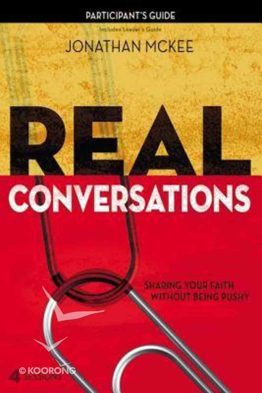 Real Conversations (Participant's Guide) Paperback