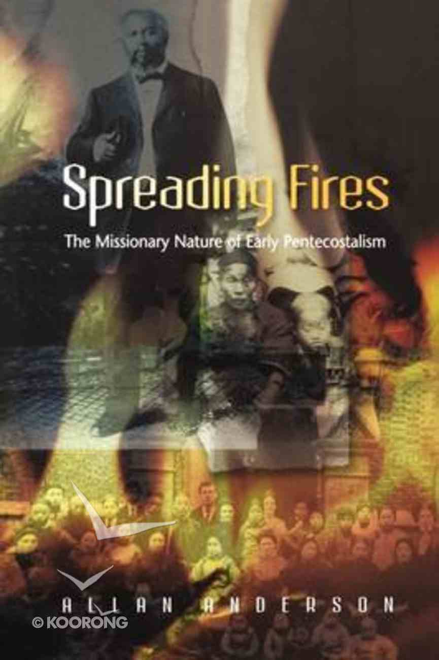 Spreading Fires Paperback