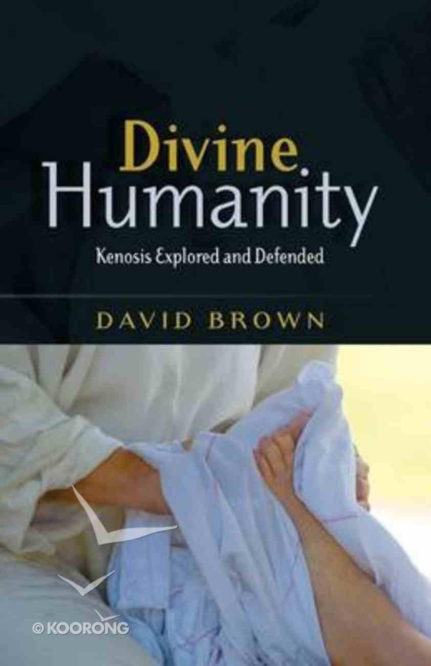 Divine Humanity Paperback