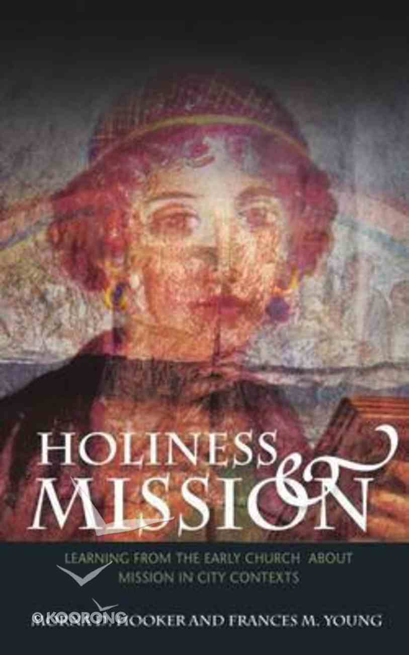Holiness and Mission Paperback