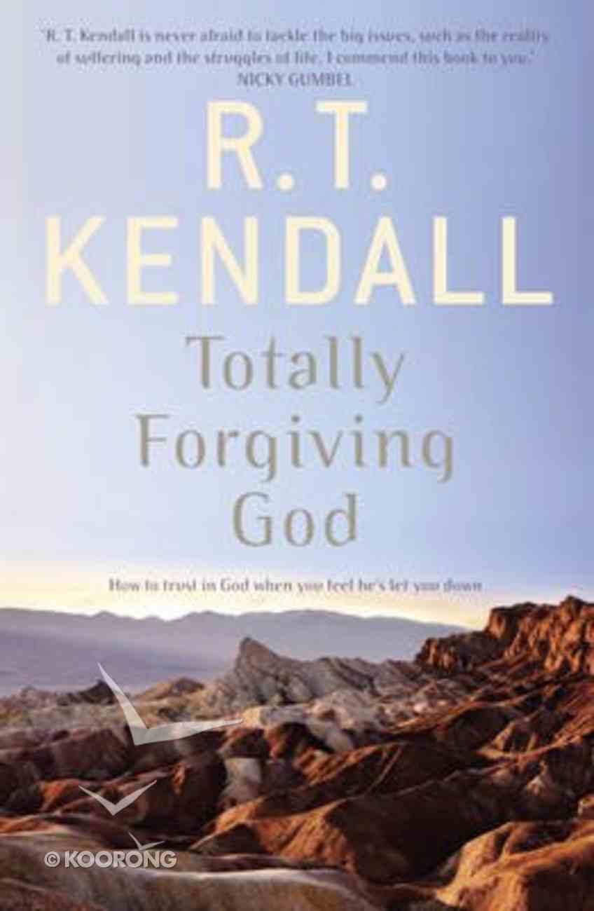 Totally Forgiving God PB Large Format