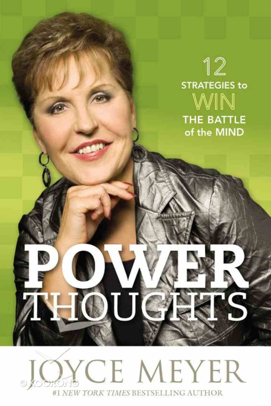 Power Thoughts Hardback