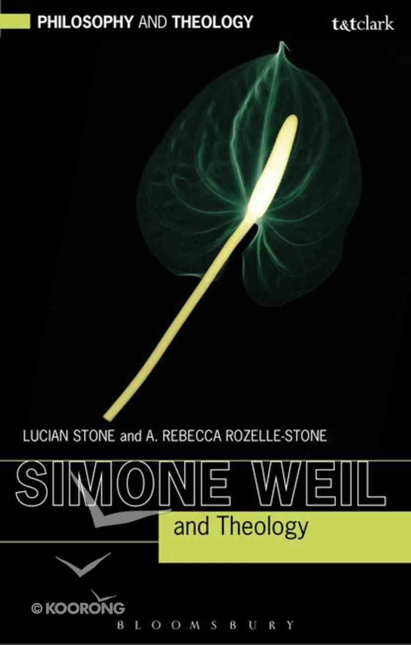 Simone Weil and Theology Paperback