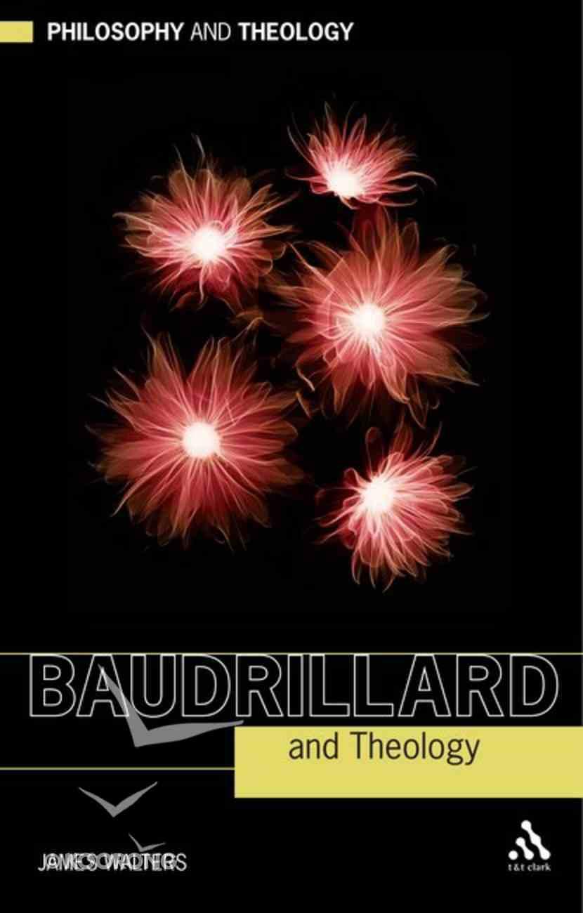 Baudrillard and Theology Paperback