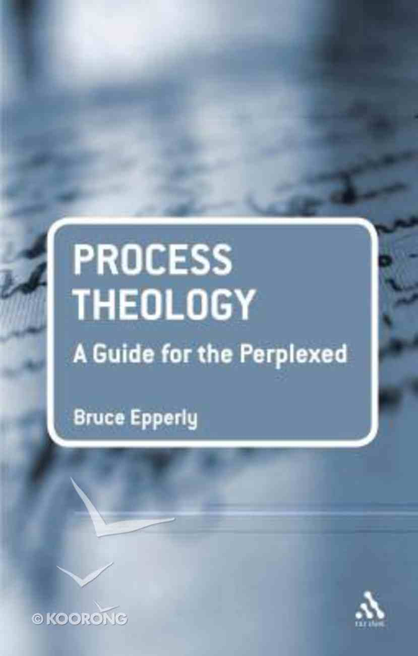 Process Theology (Guides For The Perplexed Series) Paperback