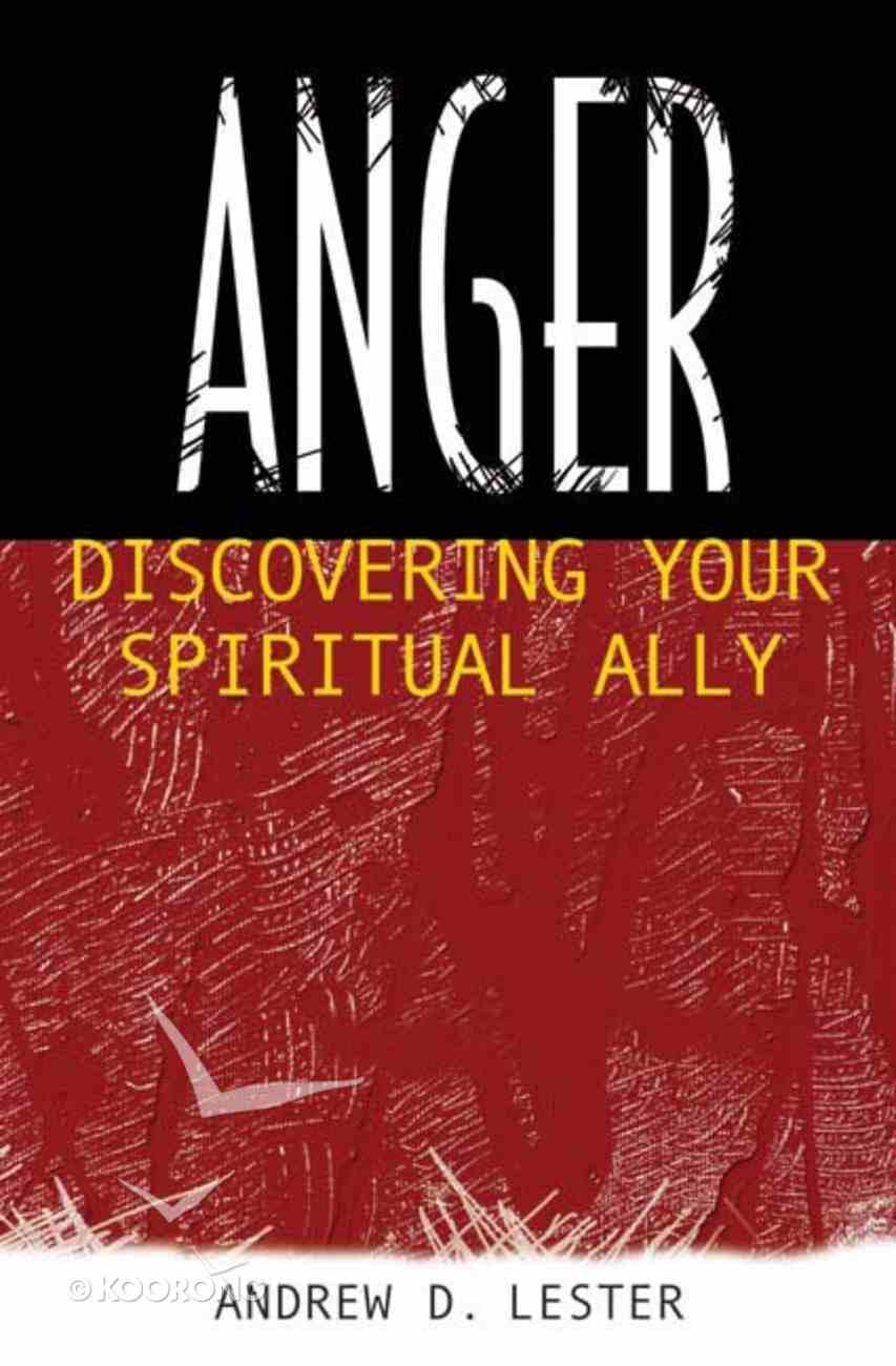 Anger Paperback
