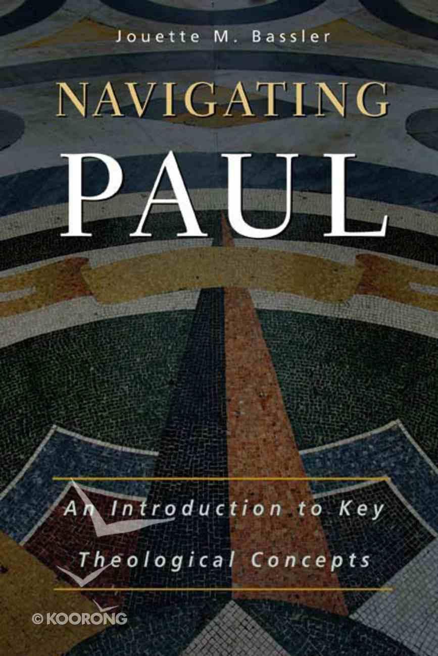 Navigating Paul Paperback