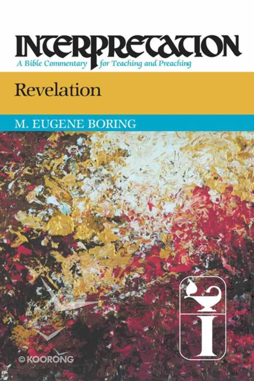 Revelation (Interpretation Bible Commentaries Series) Paperback