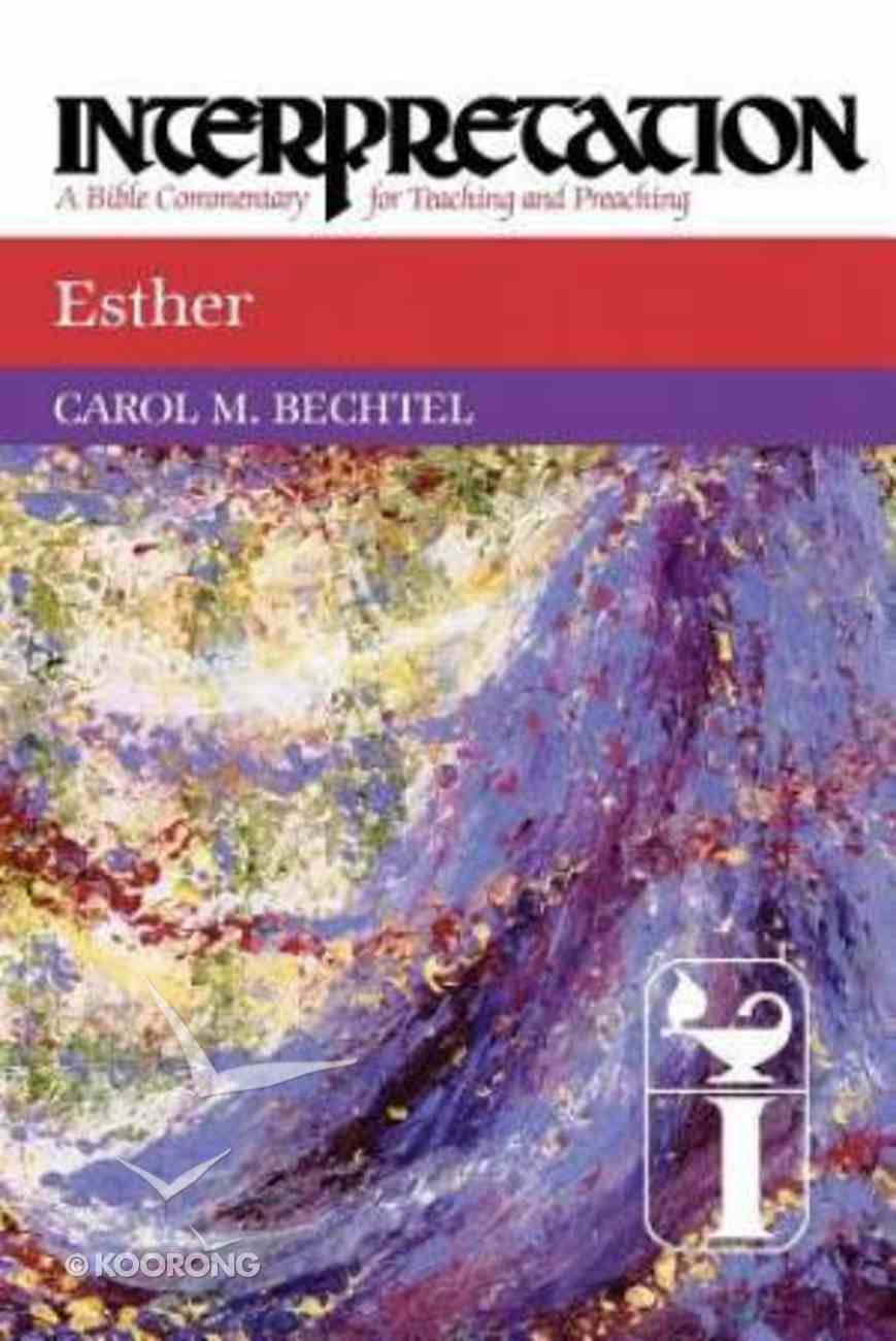 Esther (Interpretation Bible Commentaries Series) Paperback