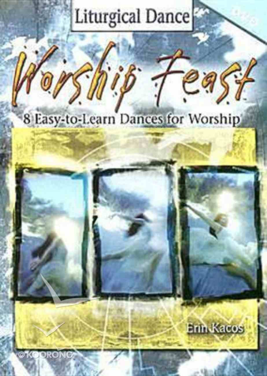 Worship Feast: Liturgical Dance (Dvd) DVD