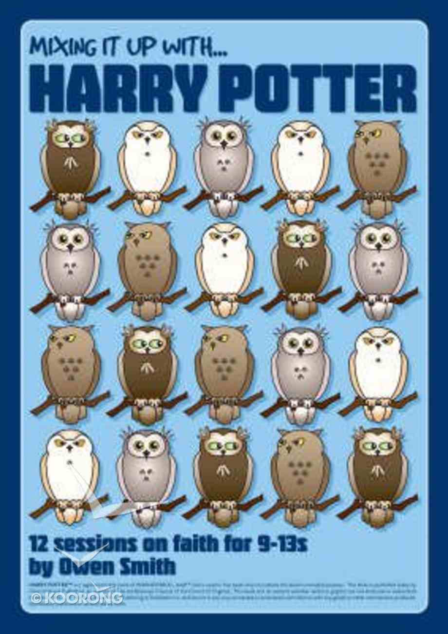 Mixing It Up With Harry Potter Paperback