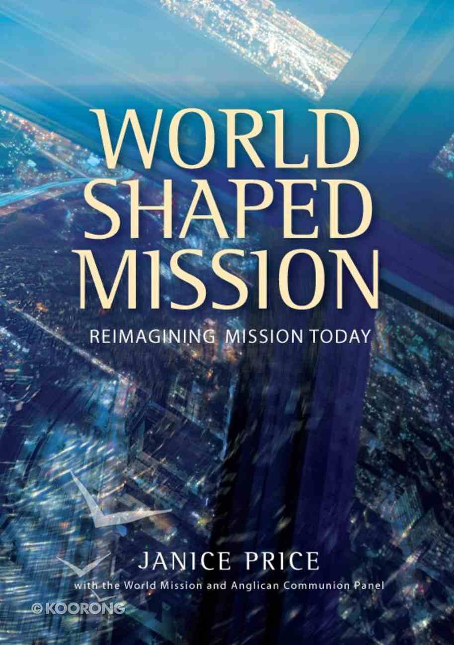 World-Shaped Mission Paperback