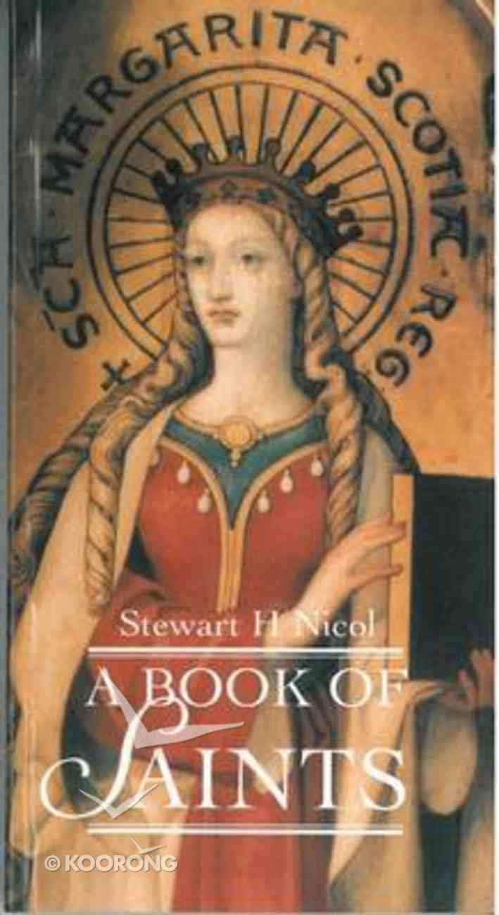 A Book of Saints Paperback