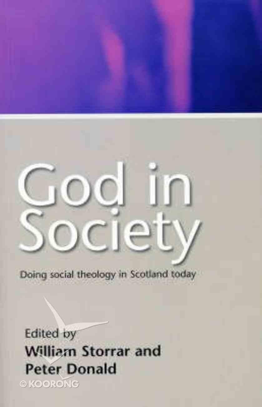 God in Society Paperback