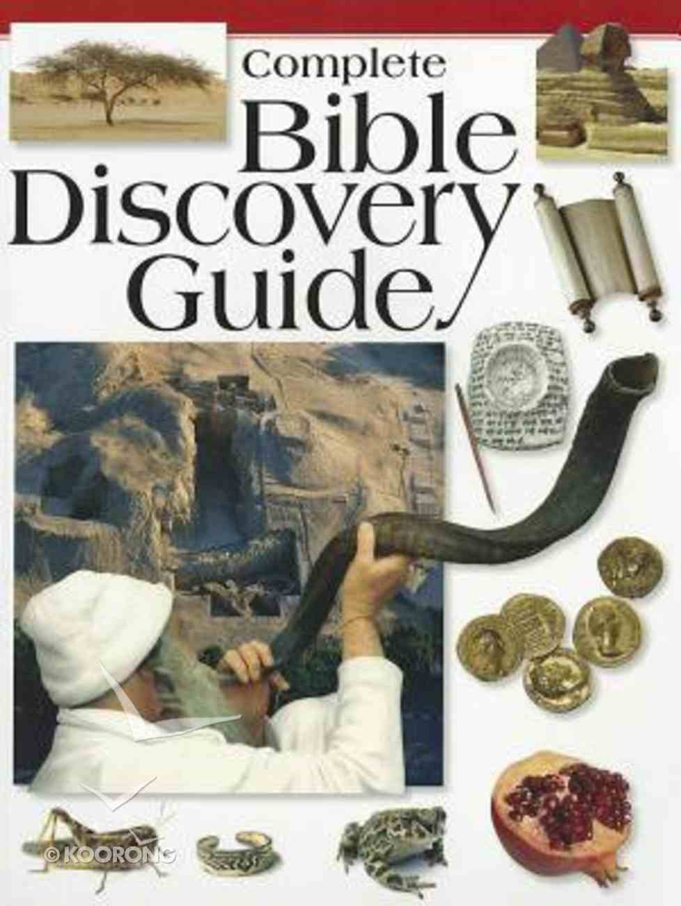 Complete Bible Discovery Guide Paperback