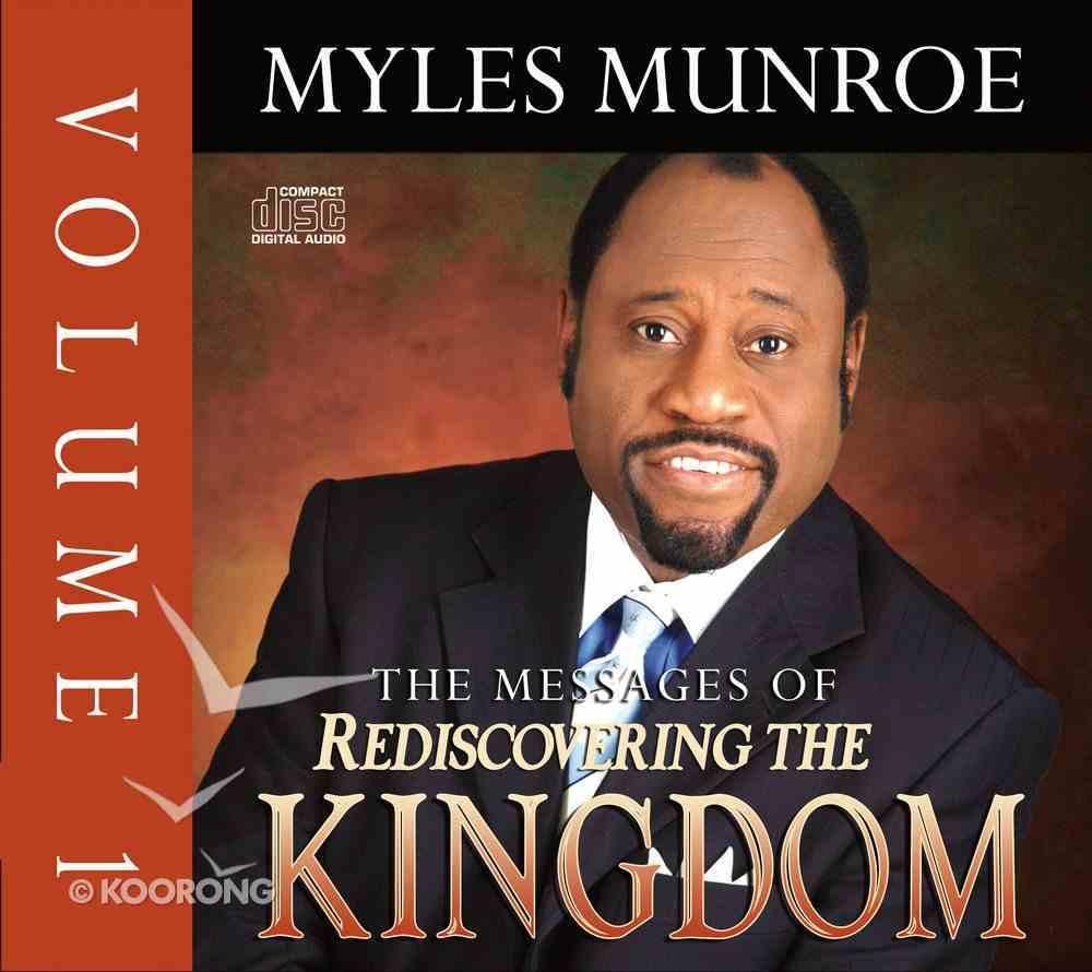 Rediscovering the Kingdom (Volume 1) CD