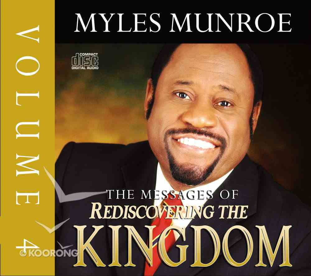 Rediscovering the Kingdom (Volume 4) CD