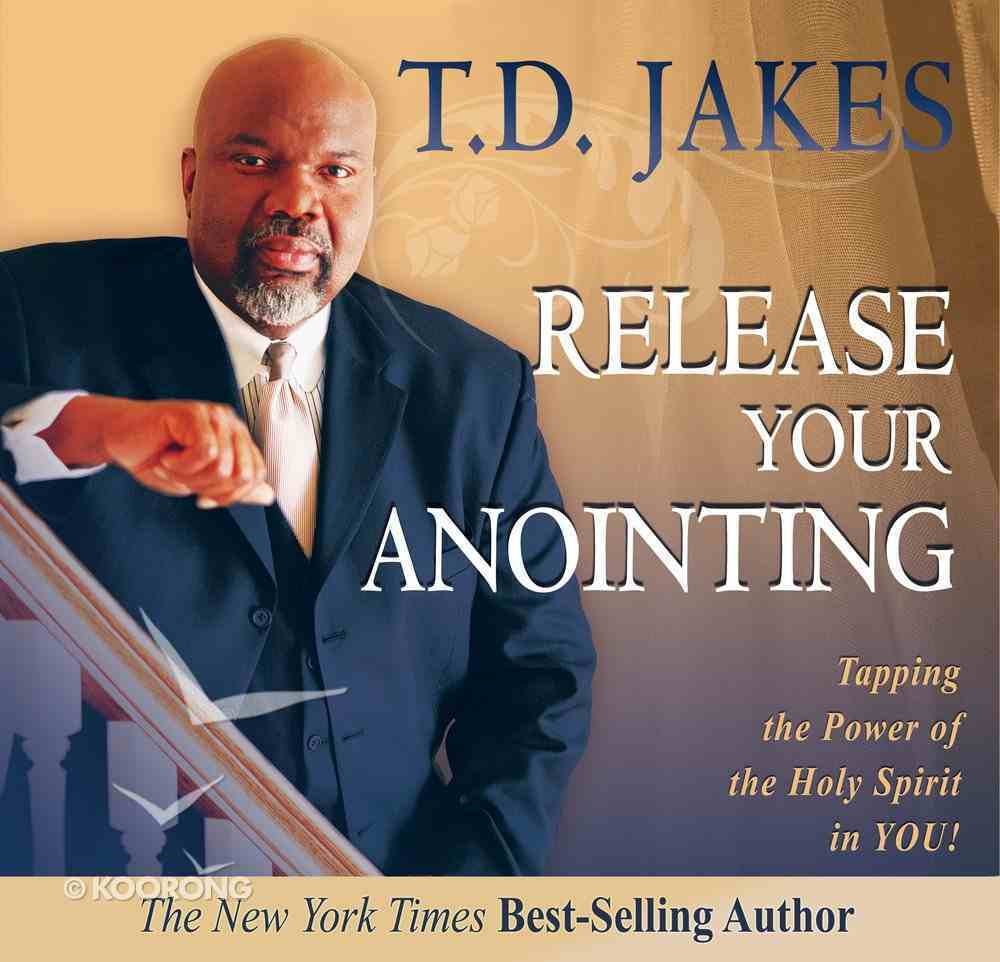 Release Your Anointing CD