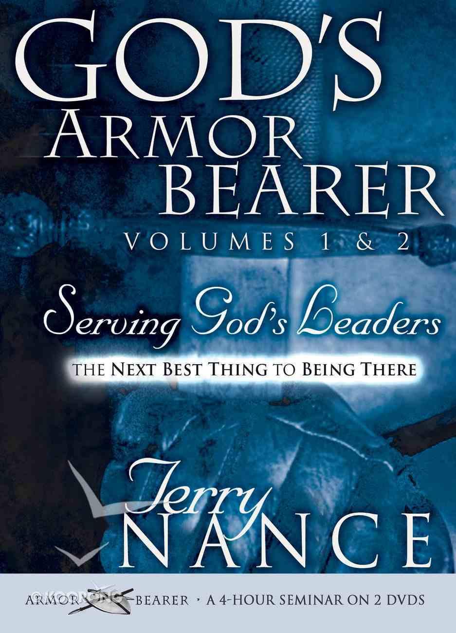 God's Armorbearer (Volumes 1 & 2) DVD