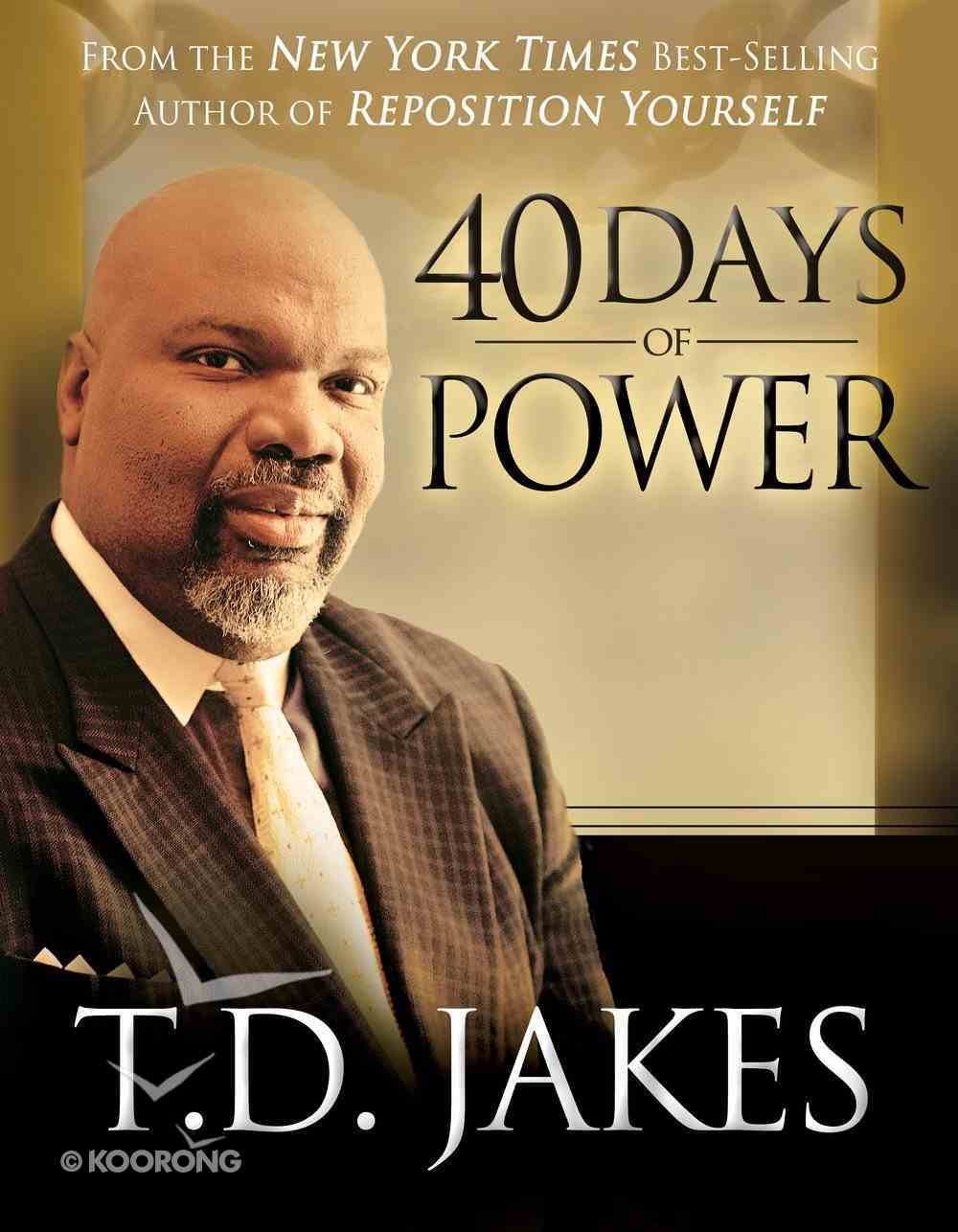 40 Days of Power Paperback