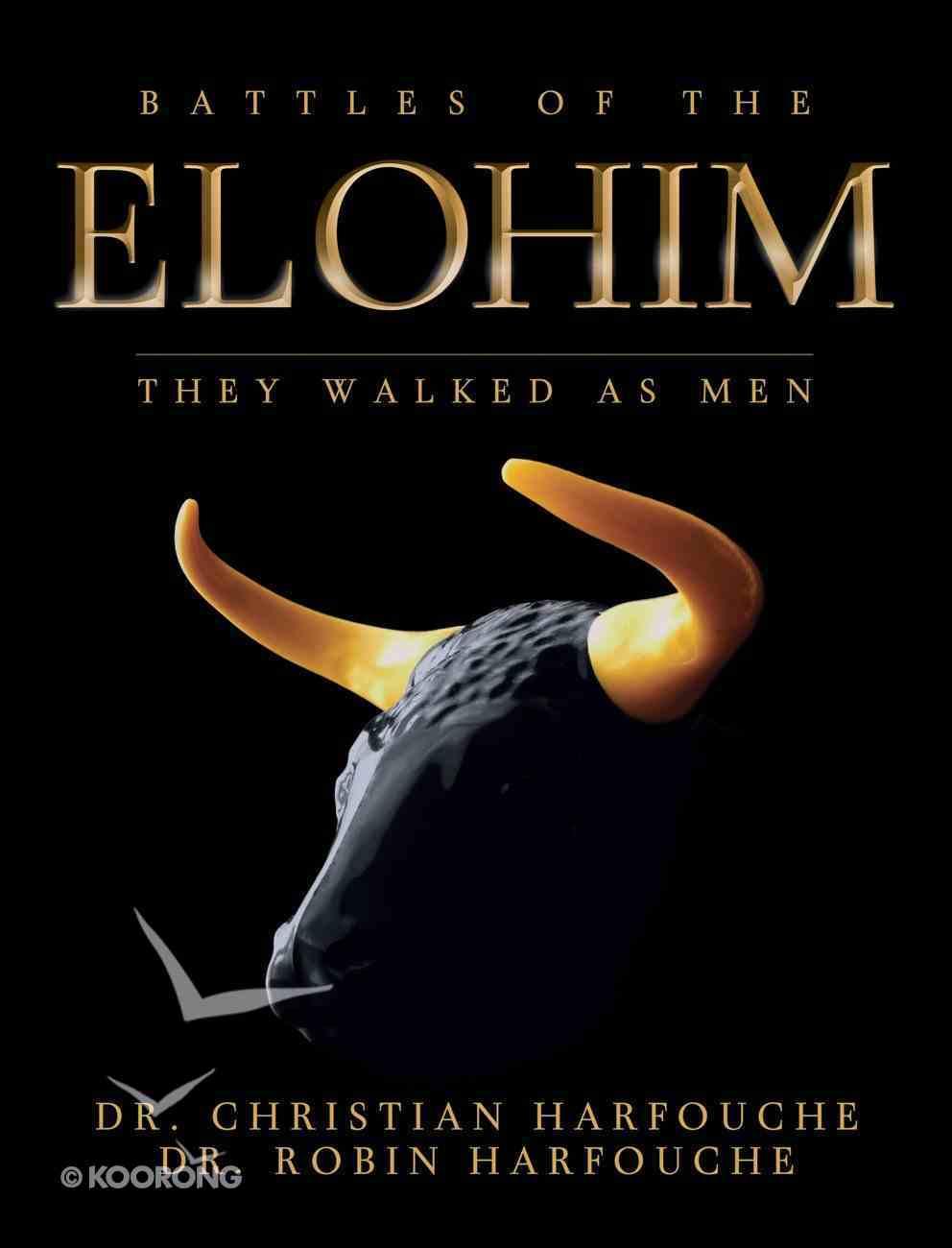 Battles of the Elohim Hardback