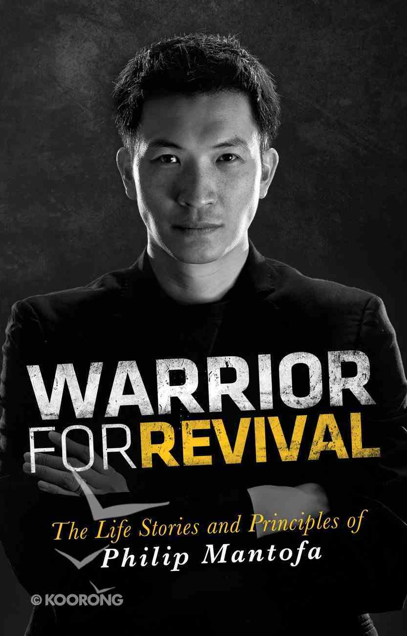 Warrior For Revival Paperback