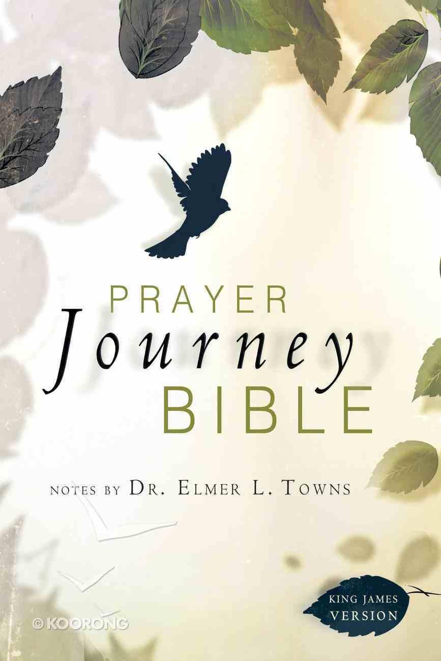 KJV Prayer Journey Bible Hardback