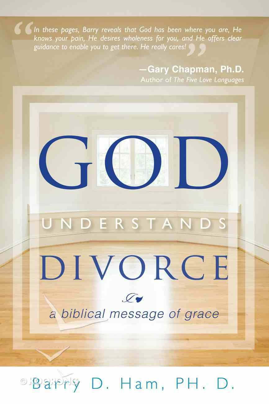 God Understands Divorce Paperback