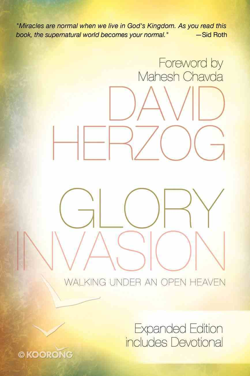 Glory Invasion (Expanded Edition) Paperback