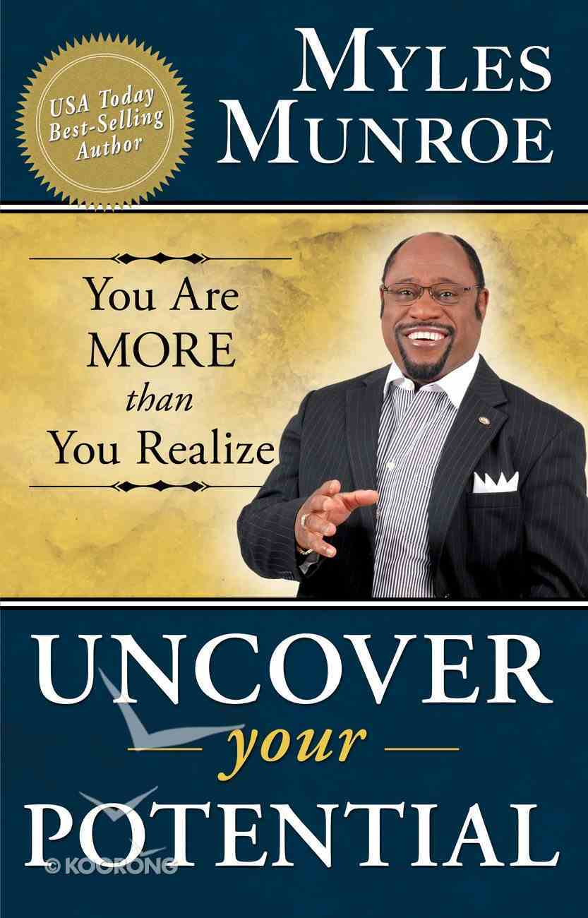 Uncover Your Potential Paperback
