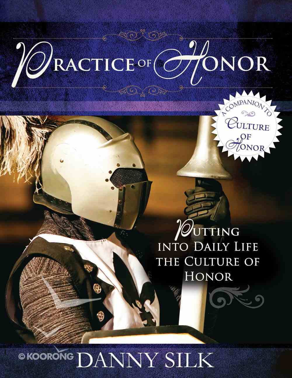 The Practice of Honour Paperback