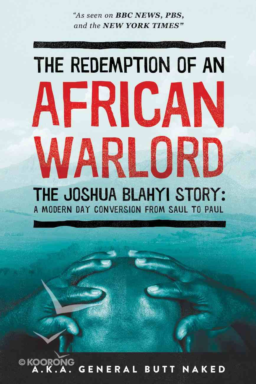 The Redemption of An African Warlord Paperback