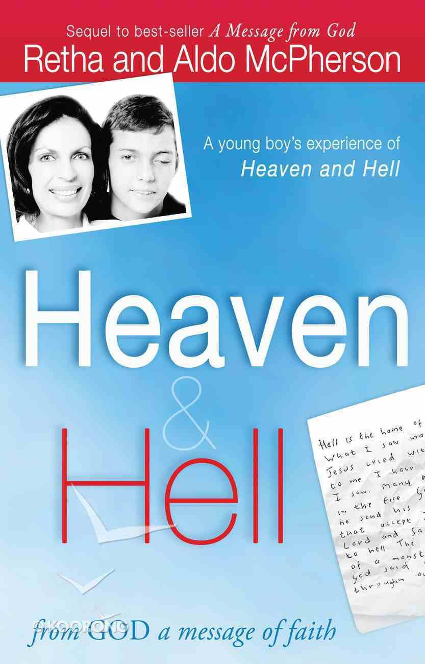 Heaven and Hell Paperback