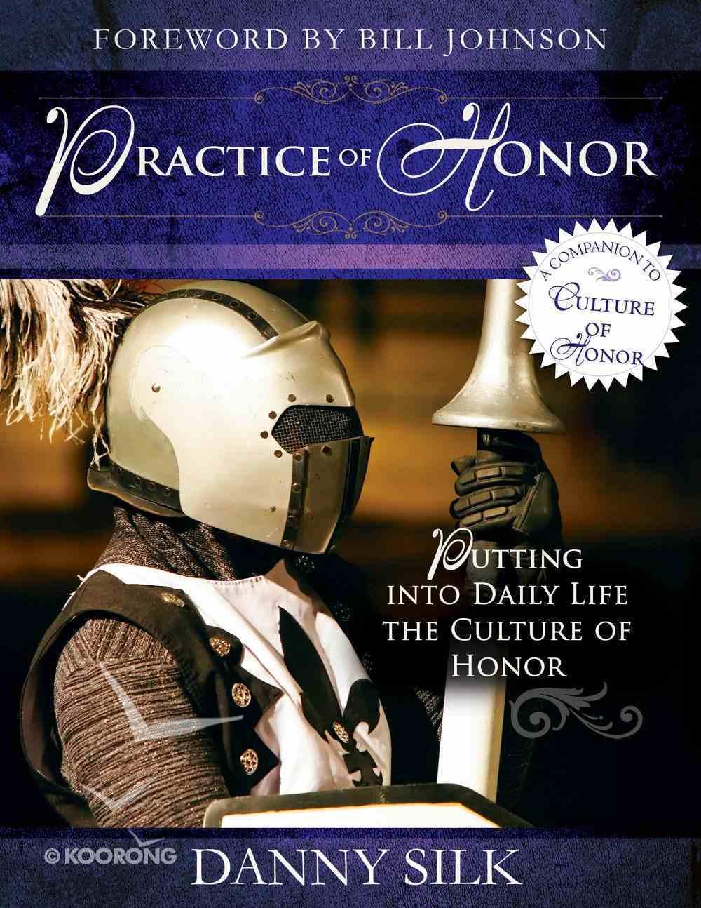 The Practice of Honour eBook