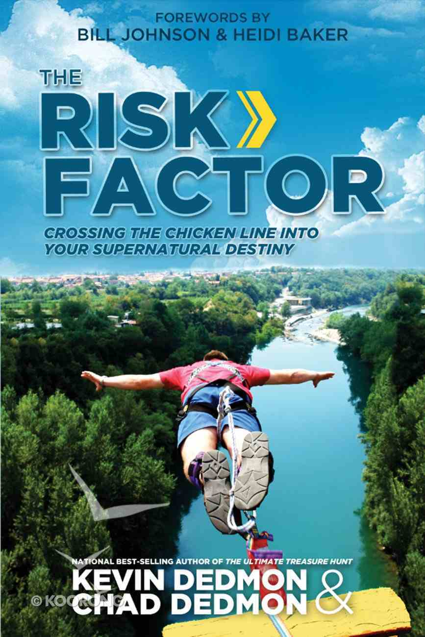 The Risk Factor eBook