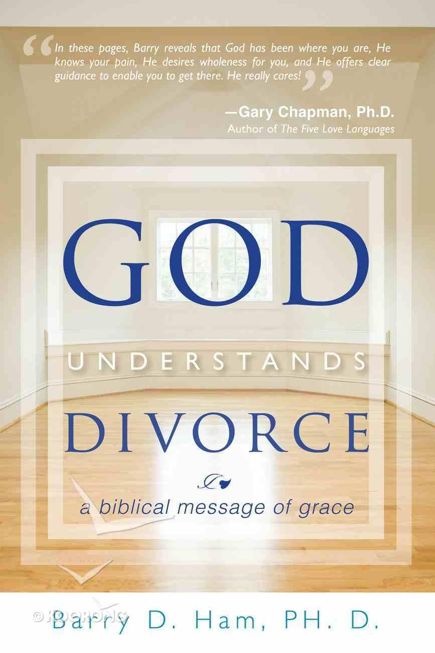 God Understands Divorce eBook