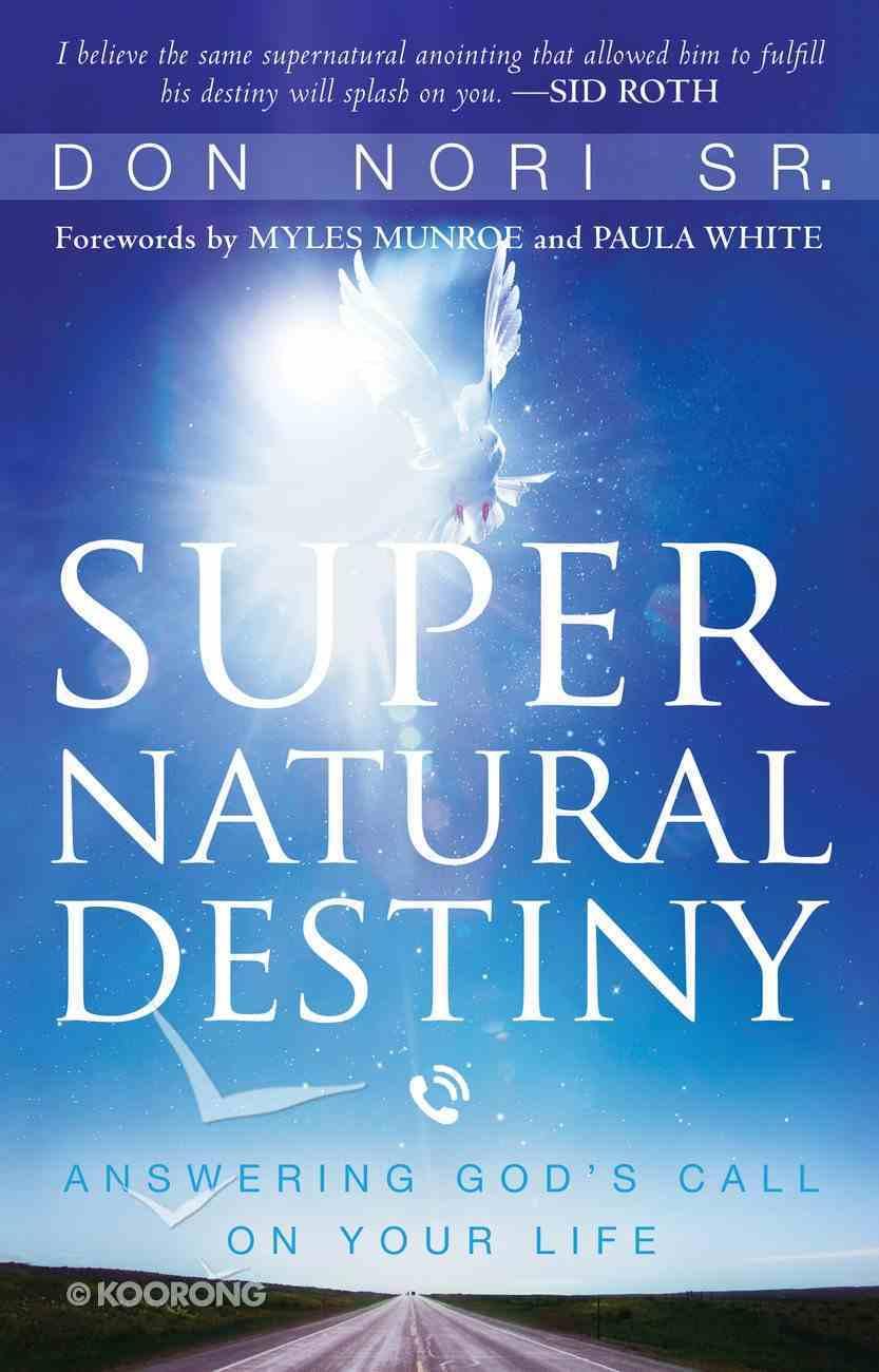 Supernatural Destiny eBook