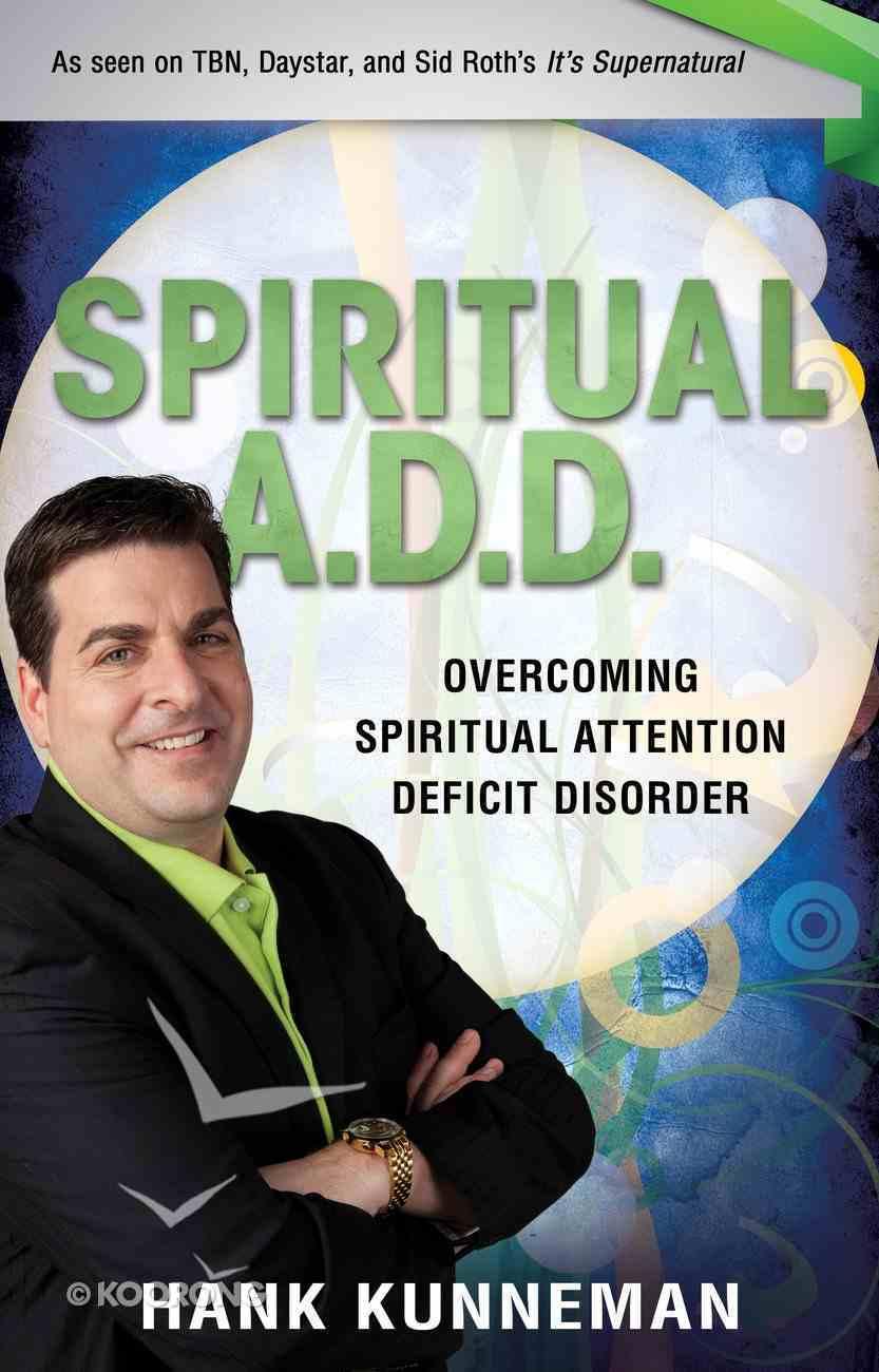 Spiritual A.D.D. eBook