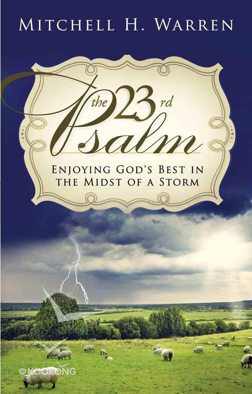 The Psalm 23 eBook