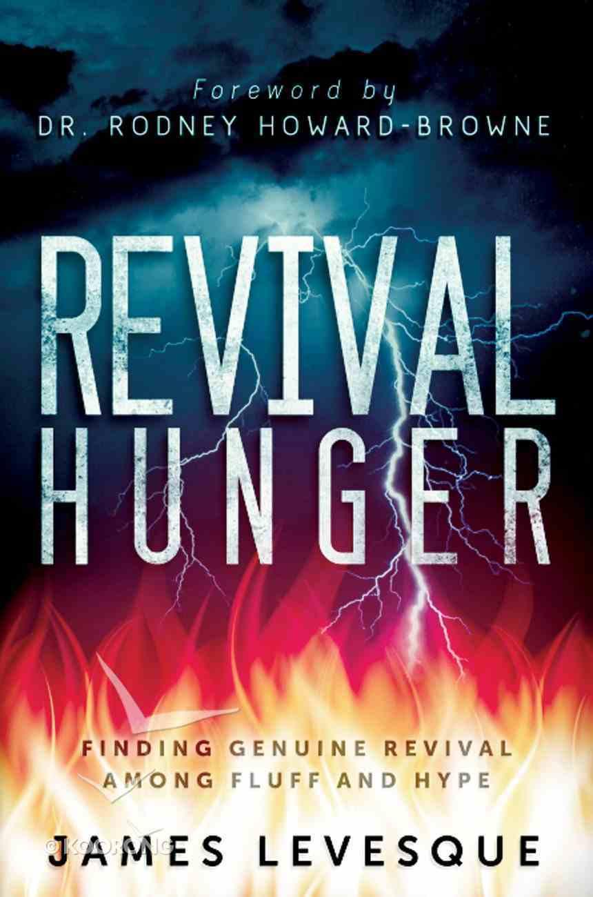 Revival Hunger eBook