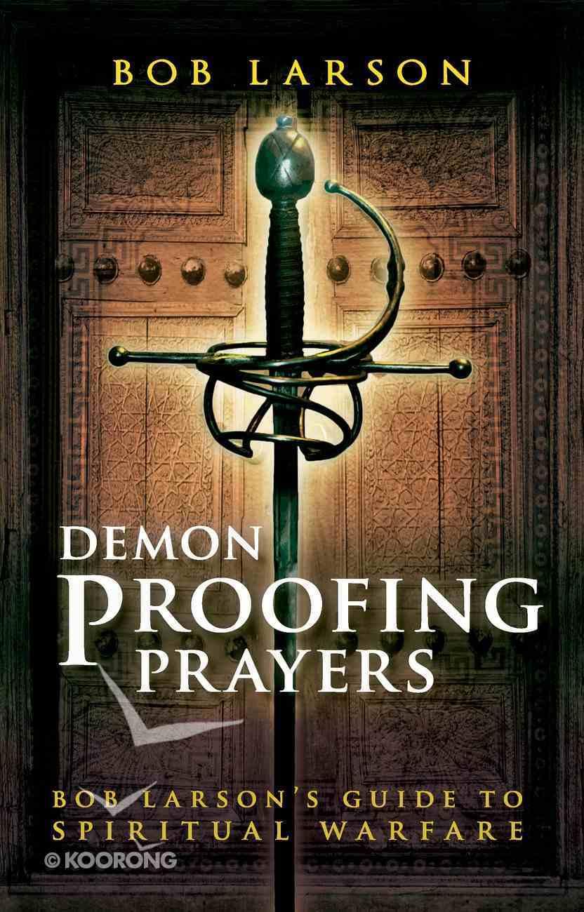 Demon-Proofing Prayers eBook