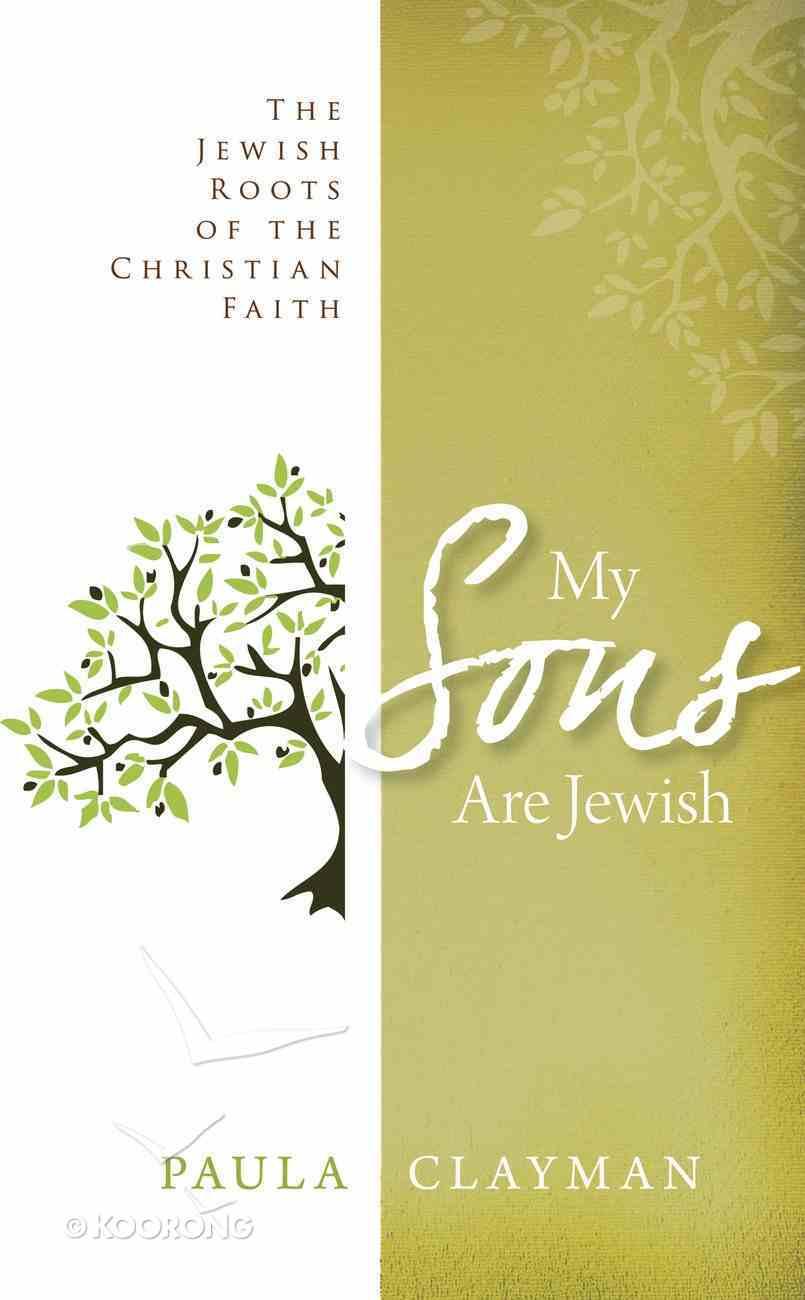 My Sons Are Jewish eBook
