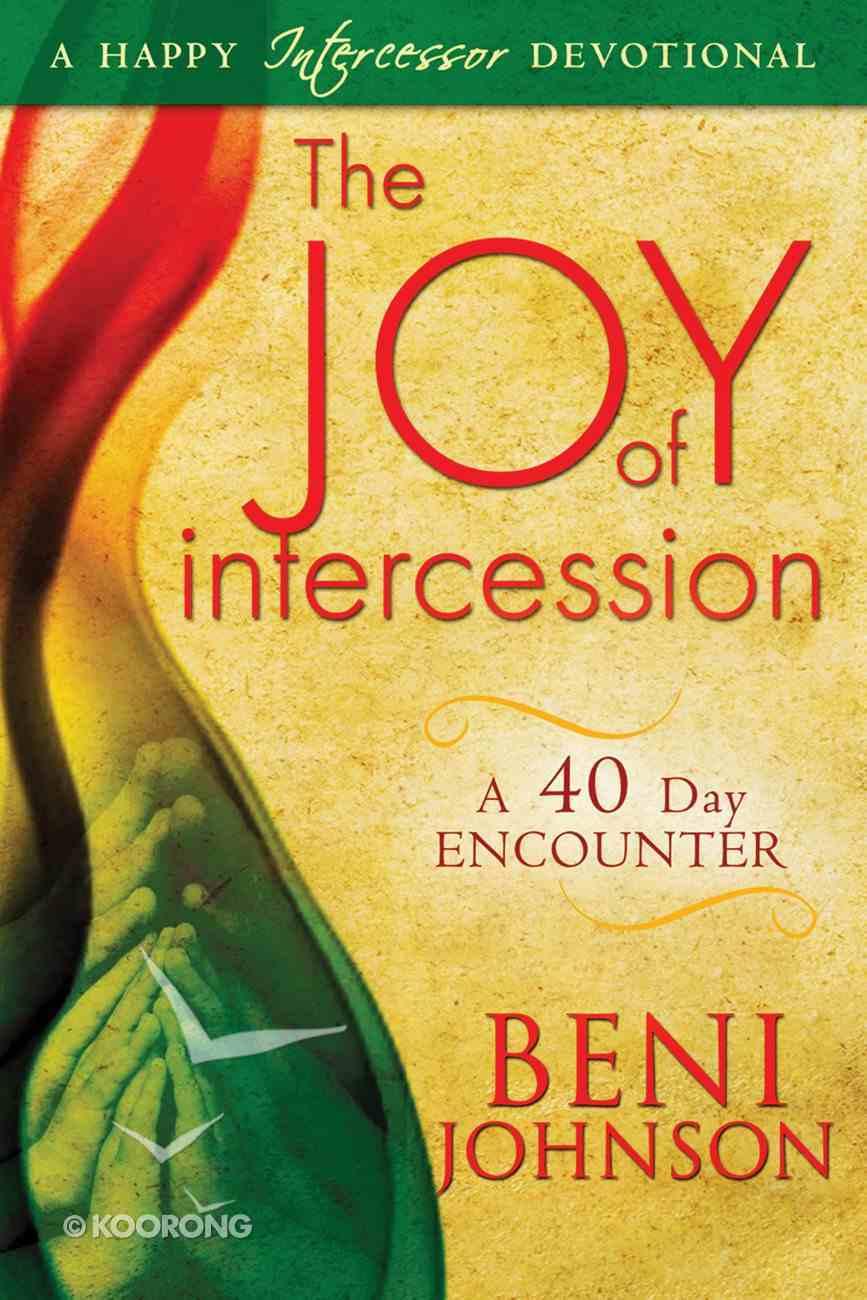 The Joy of Intercession eBook
