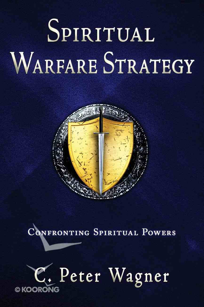 Spiritual Warfare Strategy eBook