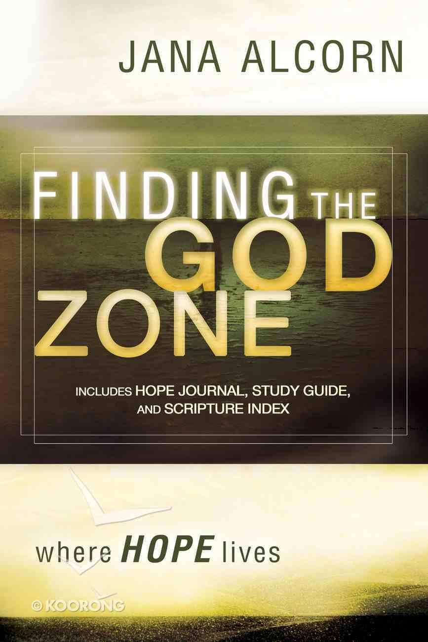 Finding the God Zone eBook