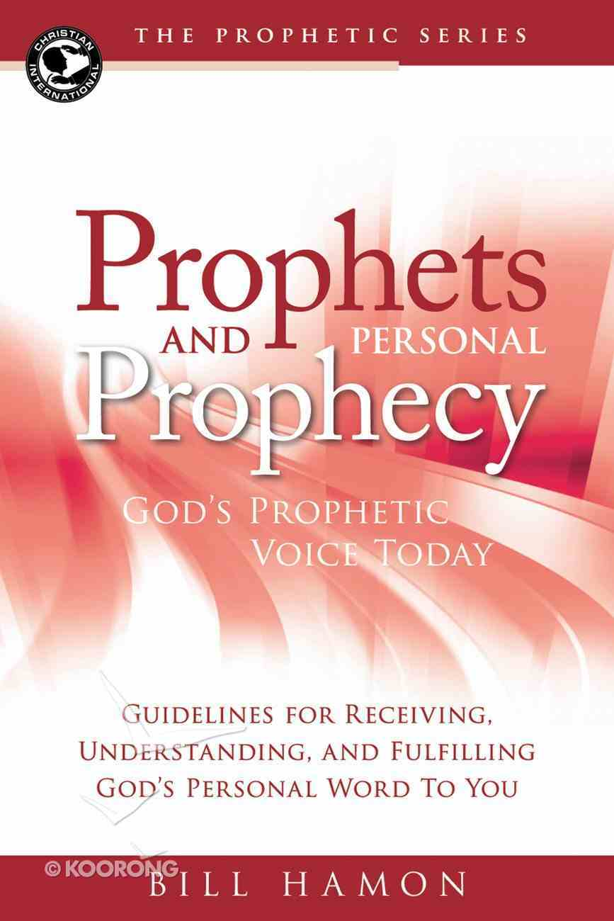 Prophets and Personal Prophecy eBook