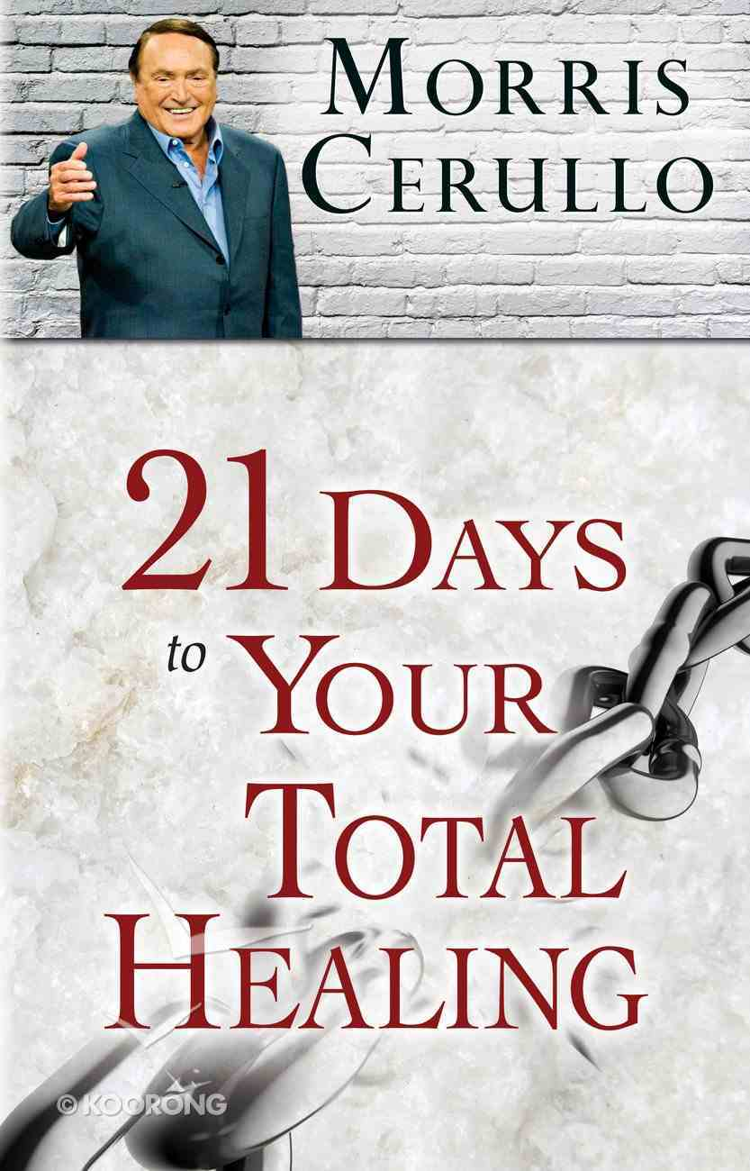 21 Days to Your Total Healing eBook